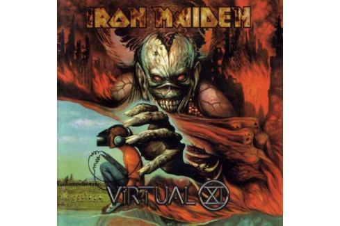 CD Iron Maiden : Virtual XI Hudba