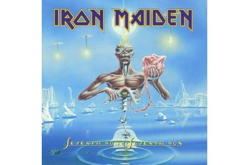 CD Iron Maiden : Seventh Son Of A Seventh Son Hudba