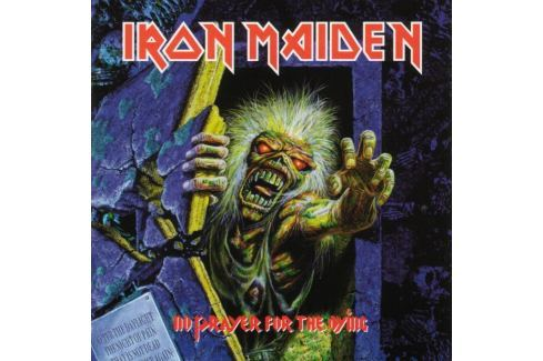 CD Iron Maiden : No Prayer For The Dying Hudba