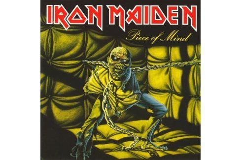 CD Iron Maiden : Piece Of Mind Hudba