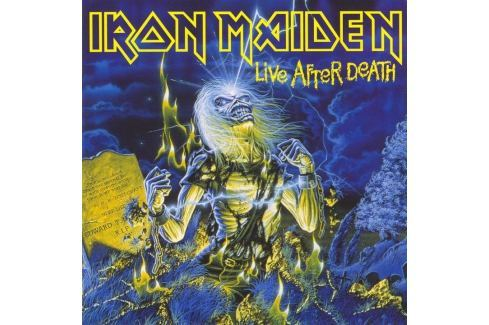 CD Iron Maiden : Live After Death Hudba