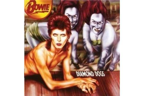 CD David Bowie : Diamond Dogs Hudba