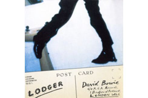 CD David Bowie : Lodger Hudba