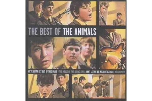 CD Animals : Best Of The Animals Hudba