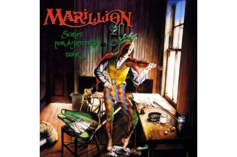 CD Marillion : Script For A Jester's Tear Hudba