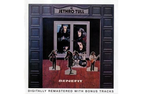 CD Jethro Tull : Benefit Hudba