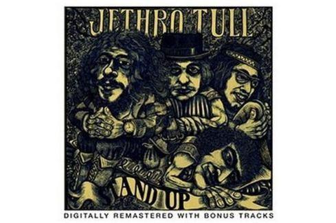 CD Jethro Tull : Stand Up Hudba