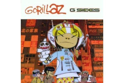 CD Gorillaz : G-Sides Hudba