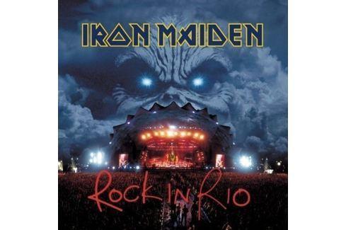 CD Iron Maiden : Rock In Rio Hudba