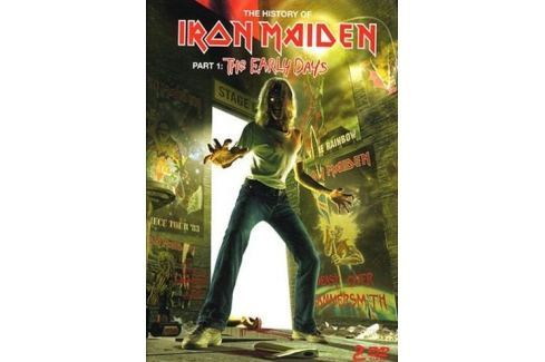 Iron Maiden : The Early Days Filmy