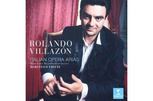 CD Italian Opera Arias - Villazón Hudba
