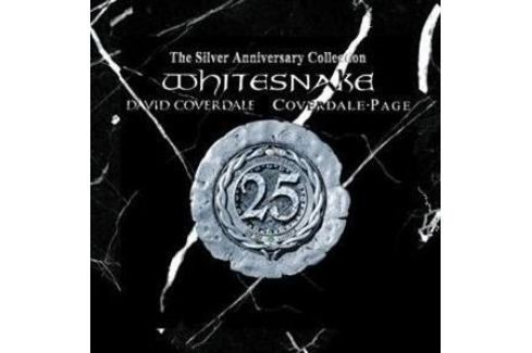 CD Whitesnake : The Silver Anniversary Collection Hudba