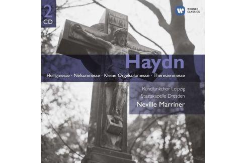 CD Haydn - Marriner - Mše Hudba