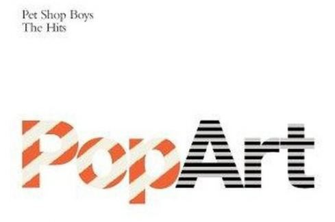 CD Pet Shop Boys : PopArt (Pet Shop Boys - The Hits) Hudba