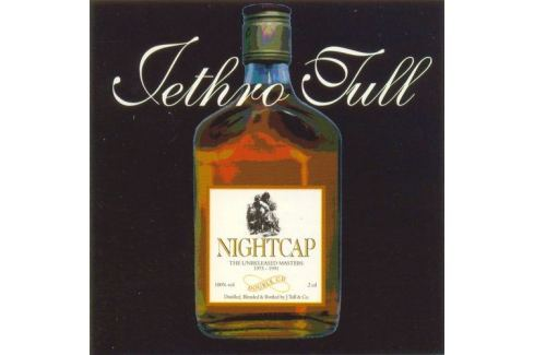 CD Jethro Tull : Nightcap Hudba