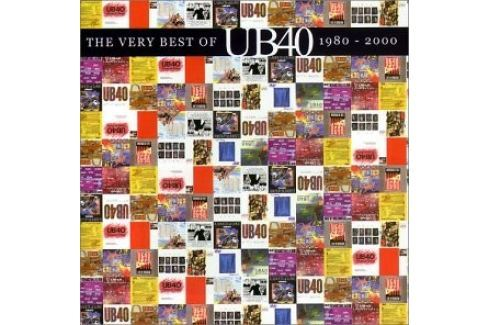 CD UB40 : Very Best Of UB40 1980 - 2000 Hudba