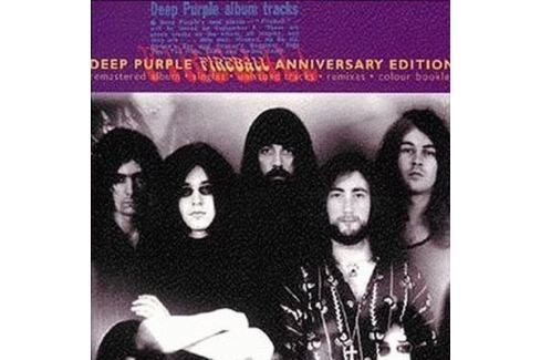 CD Deep Purple : Fireball Hudba