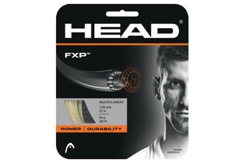 Head Tenisový výplet  FXP (12 m), 1,25 mm Doplňky pro hráče