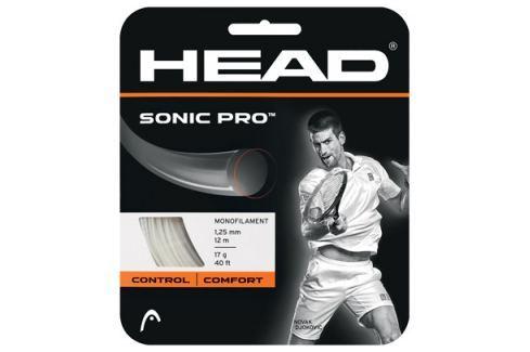 Head Tenisový výplet  Sonic Pro White (12 m), 1,25 mm Doplňky pro hráče
