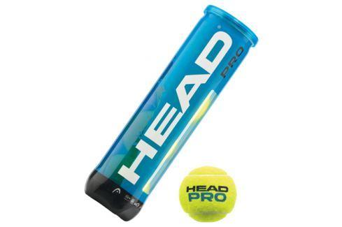 Head Tenisové míče  Pro 4 ks Tenisové míče