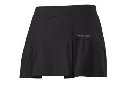 Head Dámská sukně  Club Basic Skort Black, S Oblečení