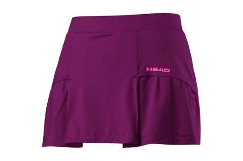 Head Dámská sukně  Club Basic Skort Purple, S Oblečení