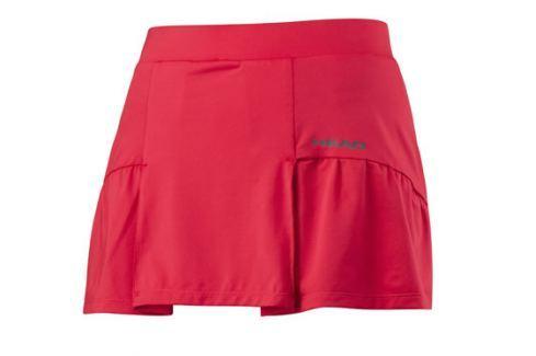 Head Dámská sukně  Club Basic Skort Red, S Oblečení