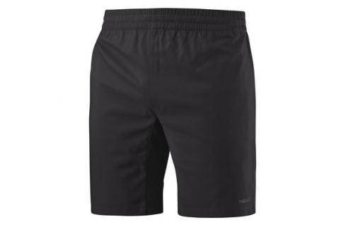 Head Dětské šortky  Club Bermuda Black, 140 cm Oblečení