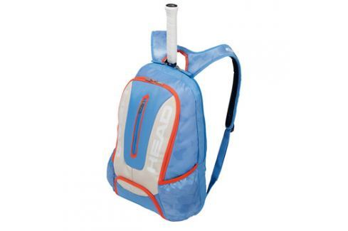 Head Batoh na rakety  Tour Team Backpack Light Blue Squashové tašky