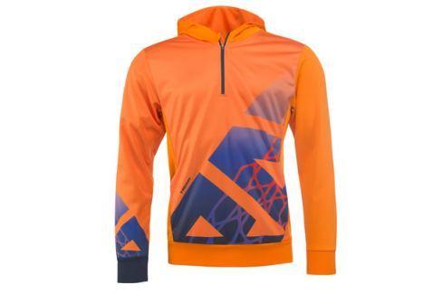Head Pánská mikina  Radical Hoody Orange, M Oblečení