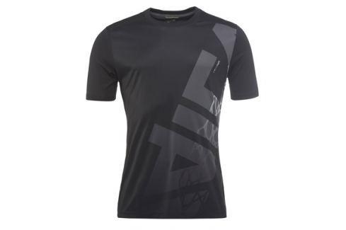 Head Pánské tričko  Radical Black, M Oblečení