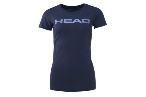 Head Dámské tričko  Lucy Navy Silver, S Oblečení