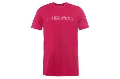 Head Dívčí tričko  Charly Magenta, 140 cm Oblečení