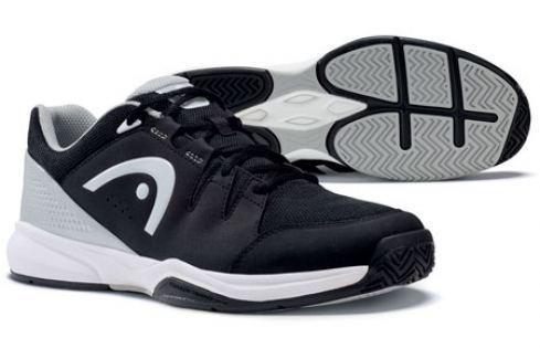 Head Pánská tenisová obuv  Brazer Black/Grey, EUR 41.0 = 26.5 cm (HEAD Men) Katalog produtků