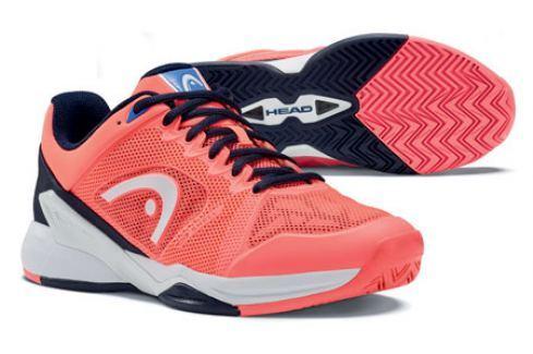Head Dámská tenisová obuv  Revolt Pro 2.5 Coral, EUR 37.0 = 23.5 cm (HEAD Women) Katalog produtků
