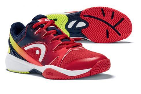 Head Juniorská tenisová obuv  Sprint 2.0 Red, EUR 33.0 = 20.5 cm (HEAD Junior) Katalog produtků