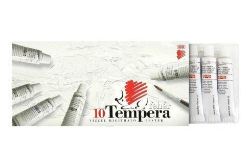 ICO Temperové barvy,  Ježek, bílá Temperové a vodové barvy