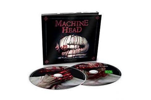 DVD Machine Head : Catharsis (Limited Edition)  CD+ Hudba