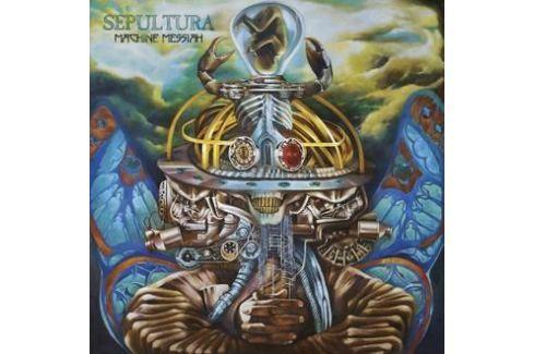 CD Sepultura : Machine Messiah Hudba