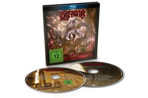 BRD Kreator : Gods Of Violence (Digibook) +BLU-RAY CD+ Hudba