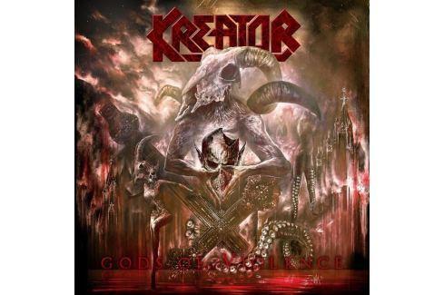 CD Kreator : Gods Of Violence Hudba