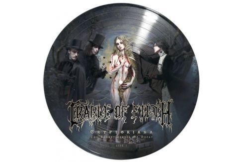 Cradle of Filth : Cryptoriana - The Seductiveness of Decay Picture LP Hudba