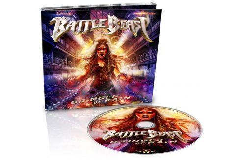 CD Battle Beast : Bringer Of Pain (Digipack) Hudba