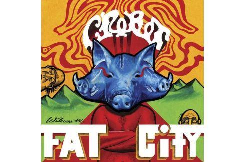 CD Crobot : Welcome To Fat City Hudba