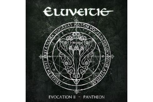 CD Eluveitie : Evocation II Hudba