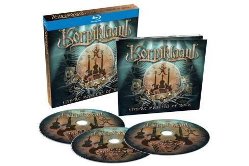 CD Korpiklaani : Live At Masters Of Rock Hudba