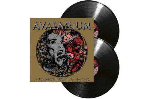 Avatarium : Hurricanes And Halos LP Hudba