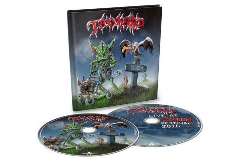 CD Tankard : One Foot in the Grave (Digipack) Hudba
