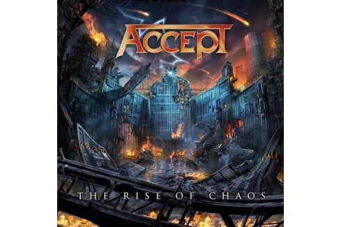 CD Accept : Rise of Chaos (Digipack) Hudba
