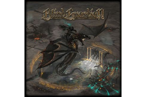 Blind Guardian : Live Beyond the Spheres LP Hudba